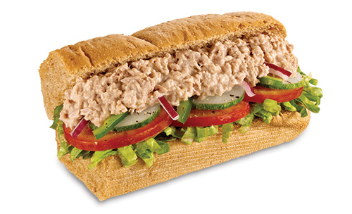 Subway Online Delivery : Sandwiches