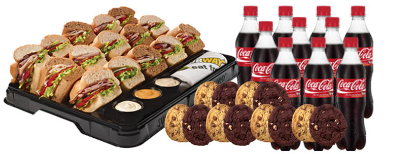 Subway Online Delivery : Quick Order